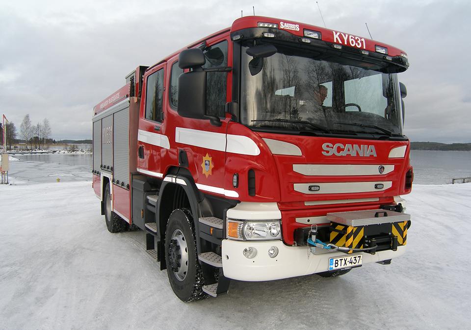 Saurus FSC29 4x4