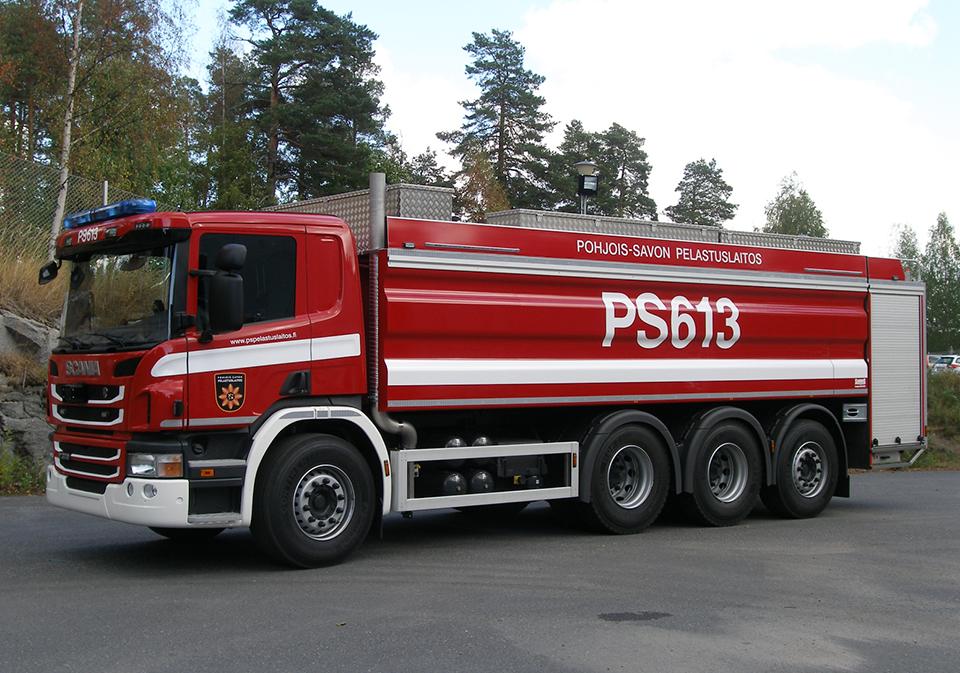 Saurus FS170