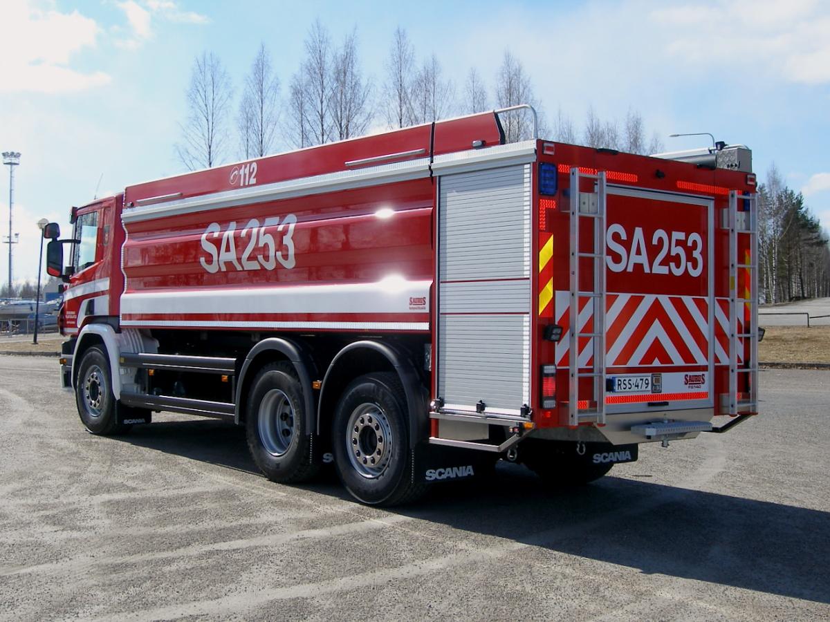 Saurus FS140