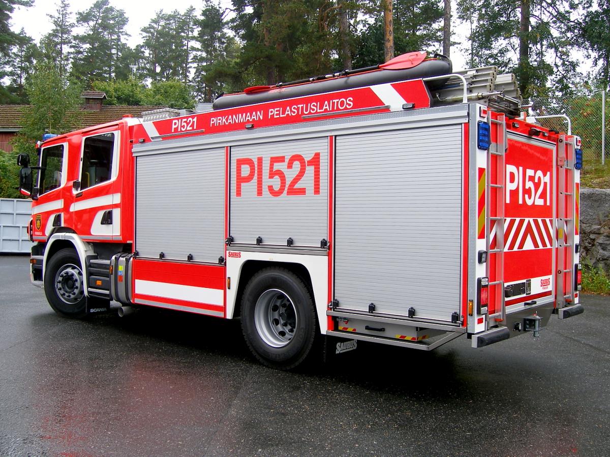 Saurus FSC29